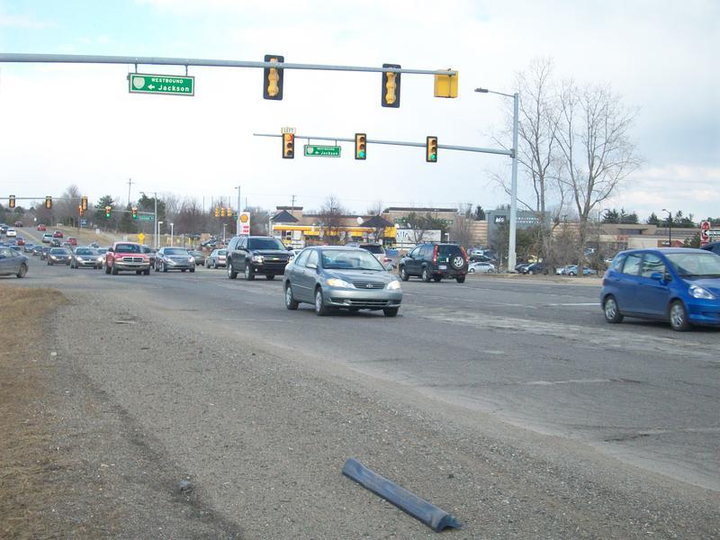 Ann Arbor-Saline Road