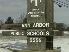 Ann Arbor Public Schools Administration Building
