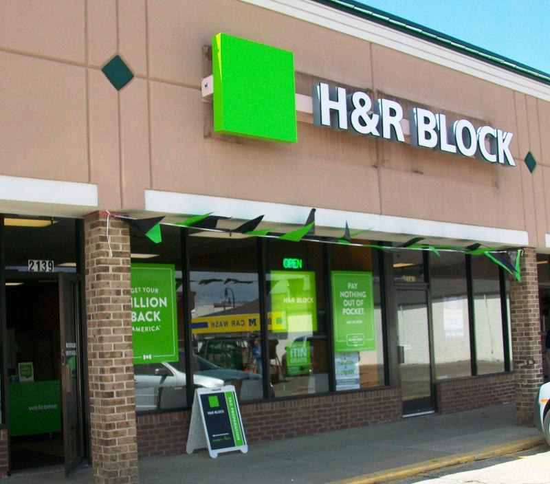 H&R Block Office in Ann Arbor