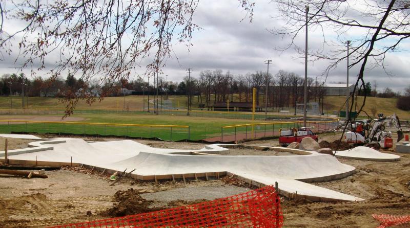 Ann Arbor's Skatepark