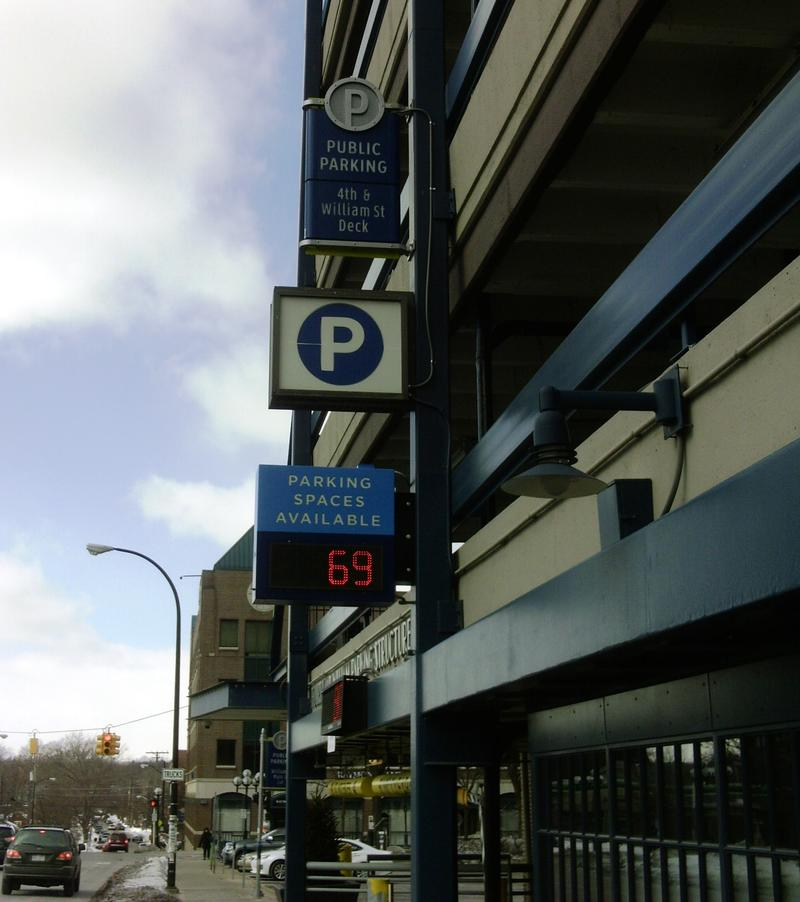 4th and William parking structure
