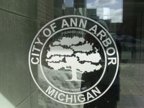 Ann Arbor logo