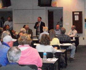 Scio Township Mineral Rights Meeting
