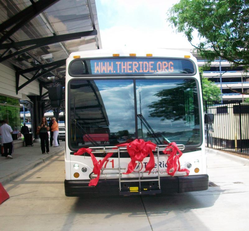 Blake Transit Center Opening