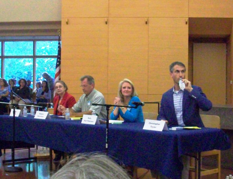 Ann Arbor Mayoral Candidates