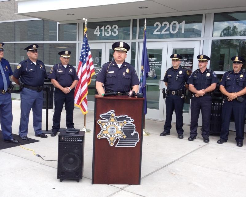 Ann Arbor Police Chief John Seto.