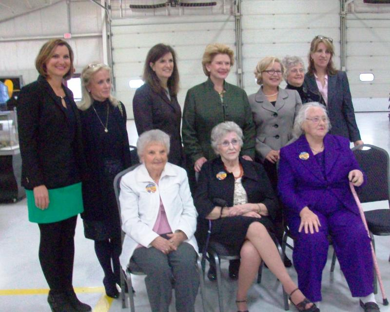 Rosie the Riveters and Female Democrats