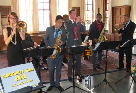 Free Sesi Motors 5 01 Jazz Community High Jazz Ensemble