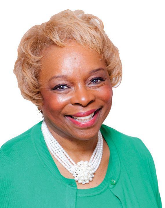 Patricia Ashford Manley