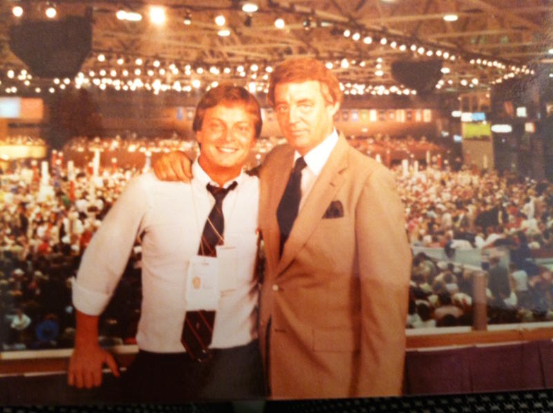 Walter Kraft and Bill Bonds