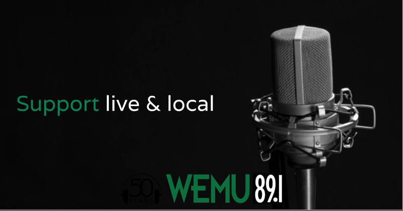 Donate to WEMU