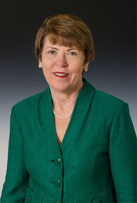 President Susan Martin