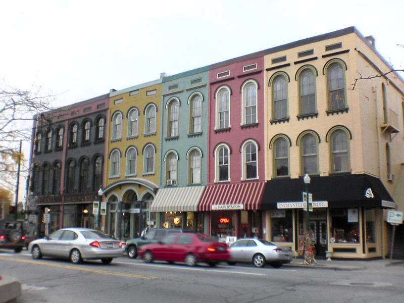 Ypsilanti Depot Town