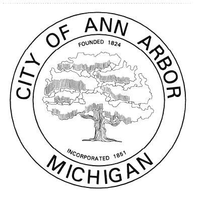 City of Ann Arbor Logo
