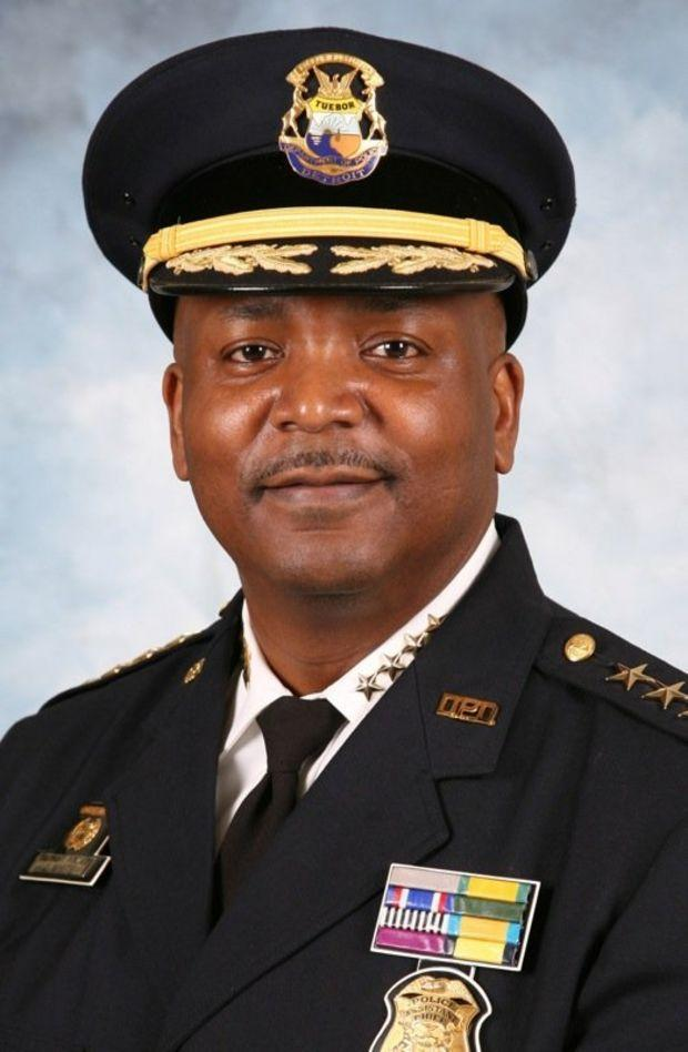James White is currently an assistant chief with the Detroit Police Department