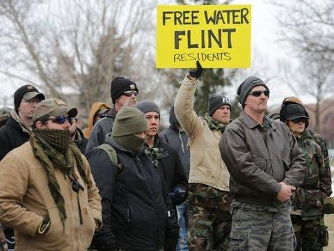 Free Water Flint Protest