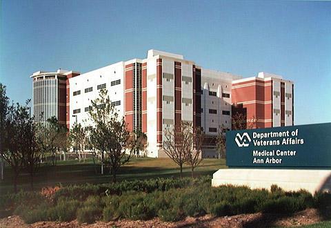 VA Medical Center in Ann Arbor
