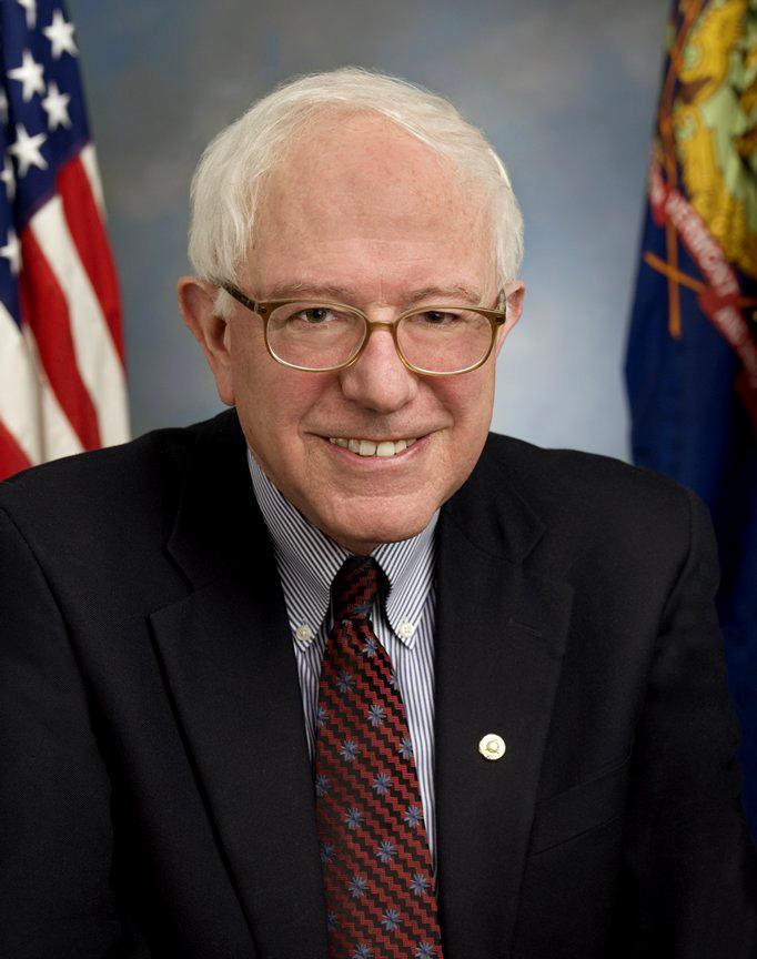 Senator Bernie Sanders (D-Vermont)