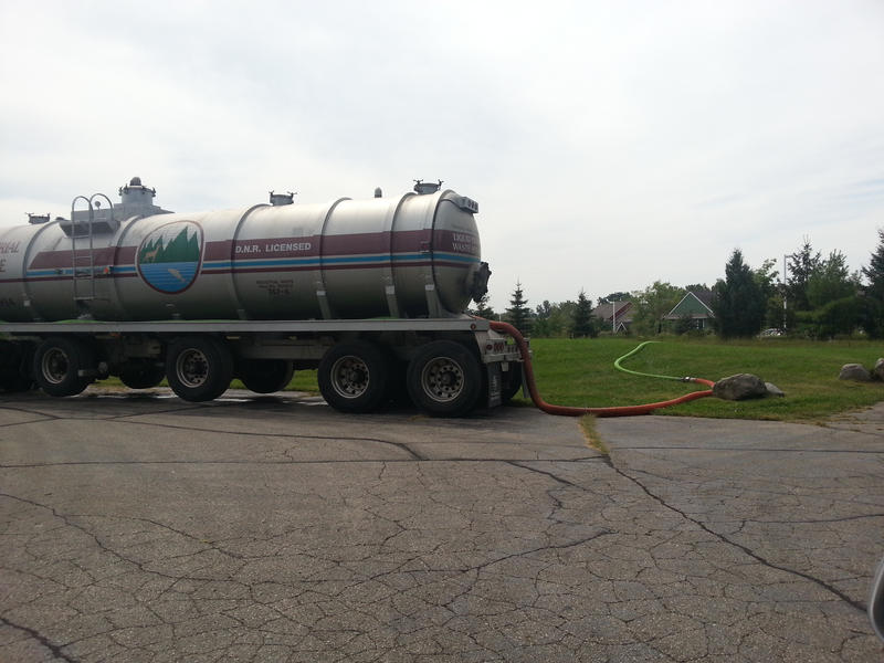 Removal of dioxane-contaminated groundwater from the Western Plume, Ann Arbor
