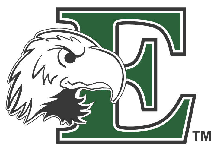 This is EMU's official logo. This represents the entire university, which is what will be talked about most in this course.