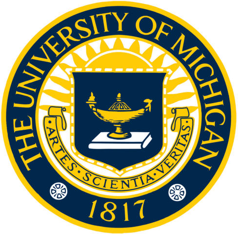 "University of Michigan ""Lamp of Wisdom"" Seal"