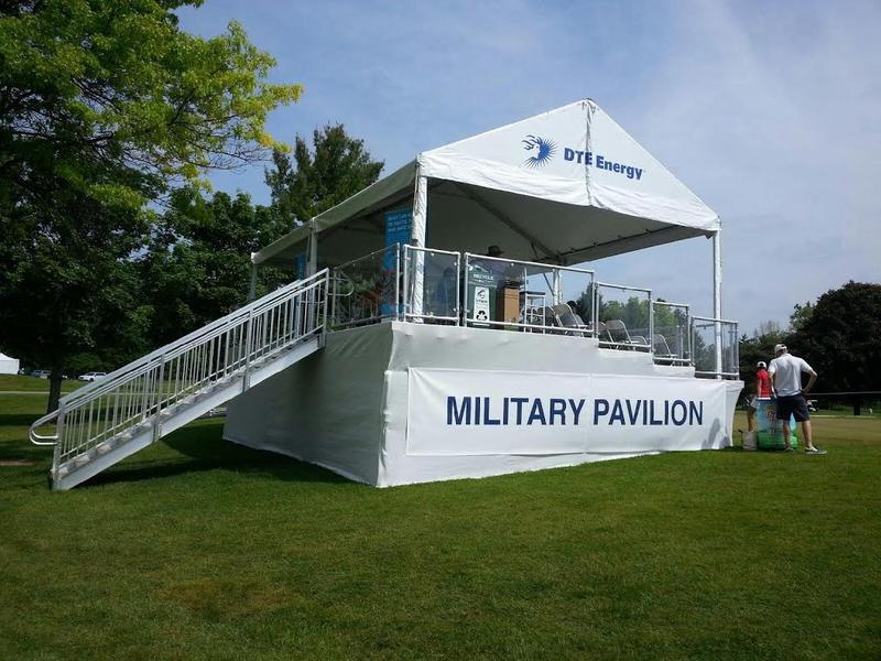 Military Pavilion.