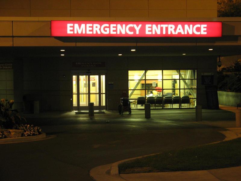 ER Entrance