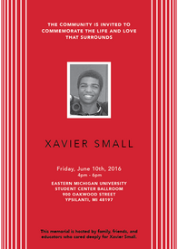 Xavier Small