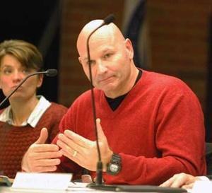 Ann Arbor City Councilman Graydon Krapohl
