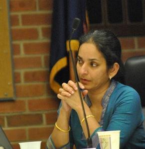Ann Arbor City Councilwoman Sumi Kailasapathy
