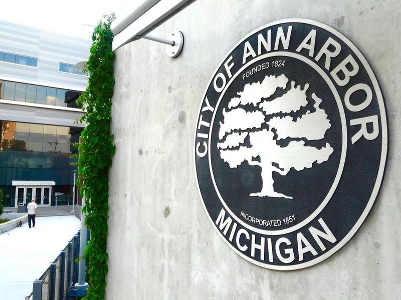 Ann Arbor City Hall