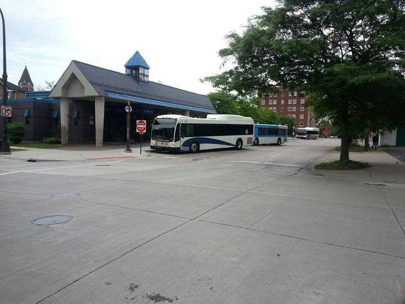 Ypsilanti Transit Center