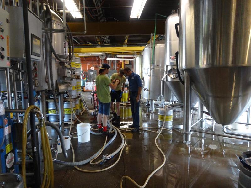 Arbor Brewing Company, Ypsilanti