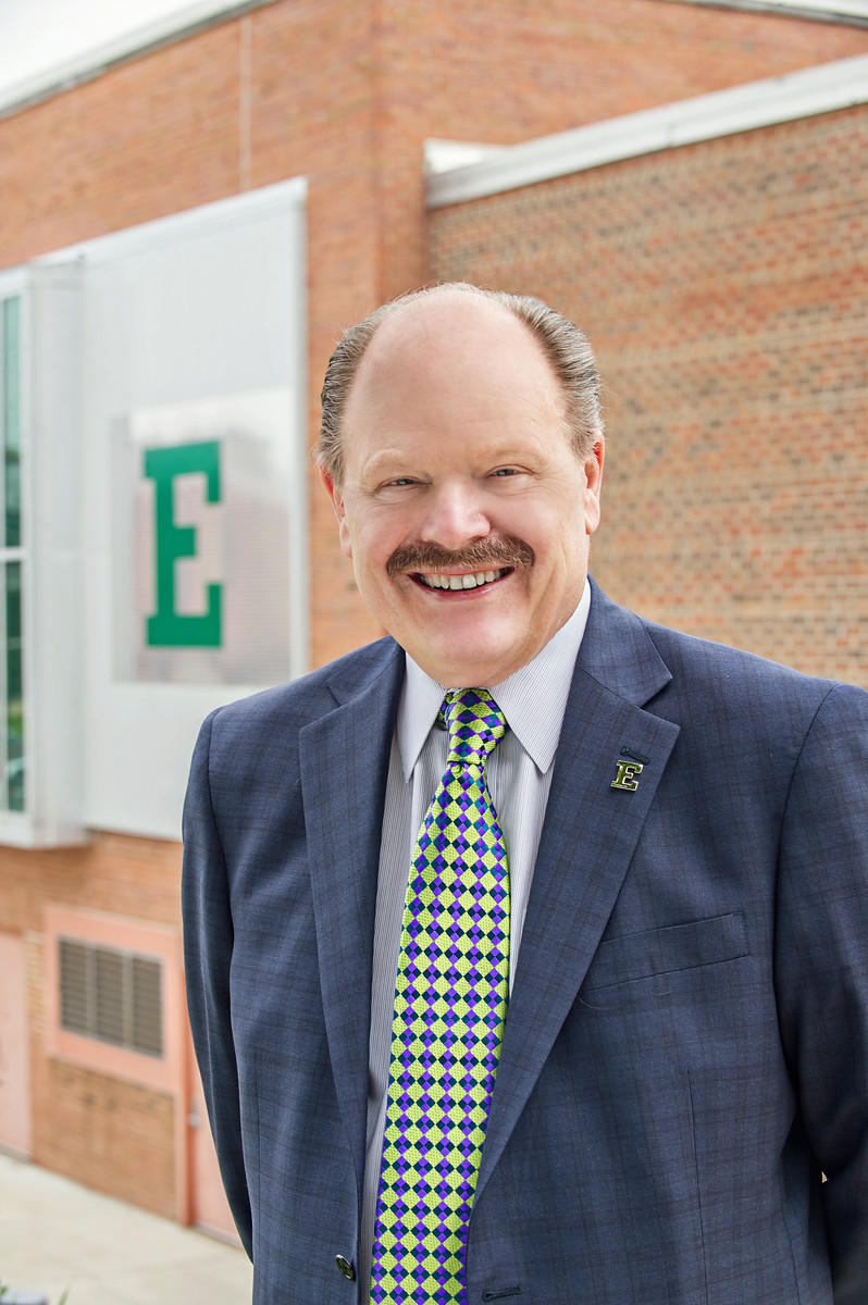James Smith, Eastern Michigan University President