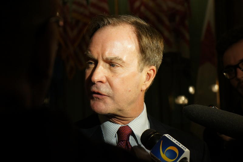 "Michigan Attorney General Bill Schuette (R) says the 2016 election was ""fair and square."""