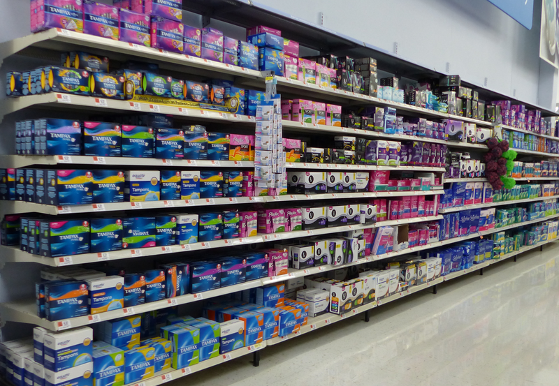 State Senate And House Work To Eliminate Tampon Tax Wemu