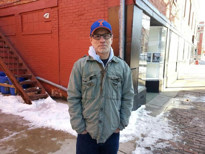 Local historian Matt Siegfried.