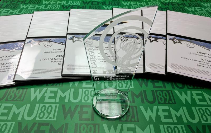 WEMU MAB Awards