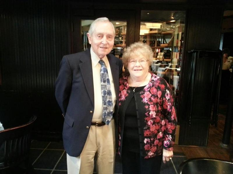 Hans and Marianne Rauer have been customers since 1960.