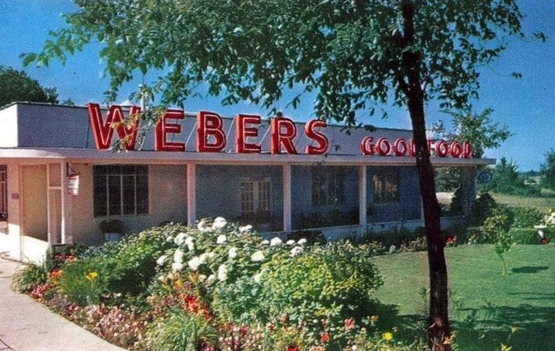 Previous Weber's location on Jackson Road.