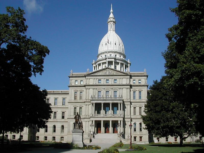michigan capitol