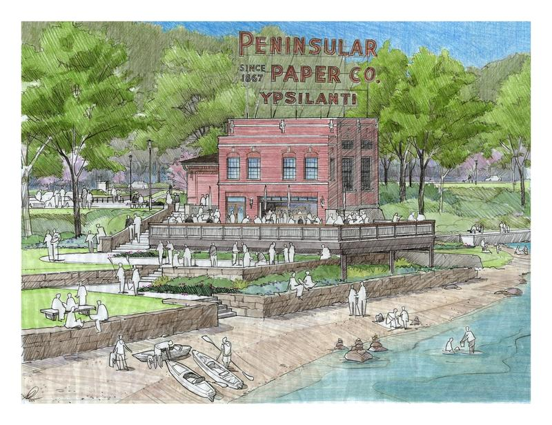 Proposed Peninsular Park Redevelopment Project