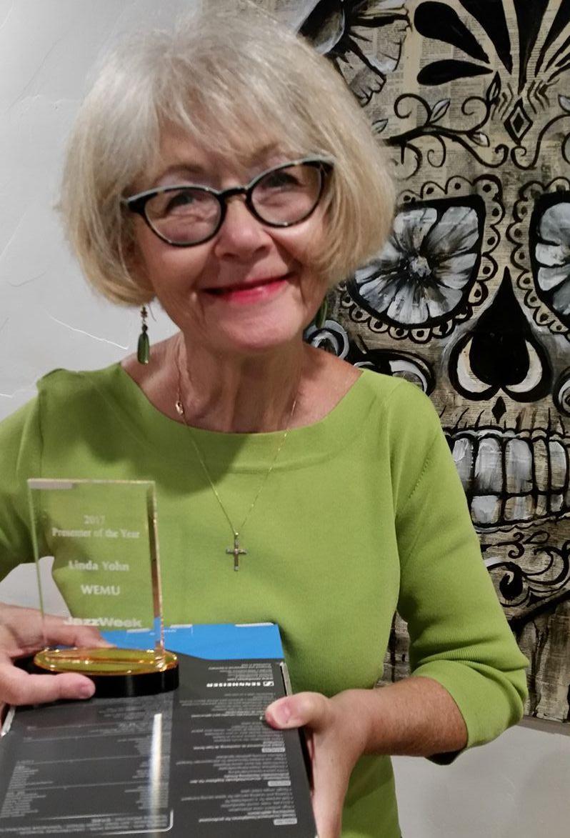 Linda Yohn, JazzWeek