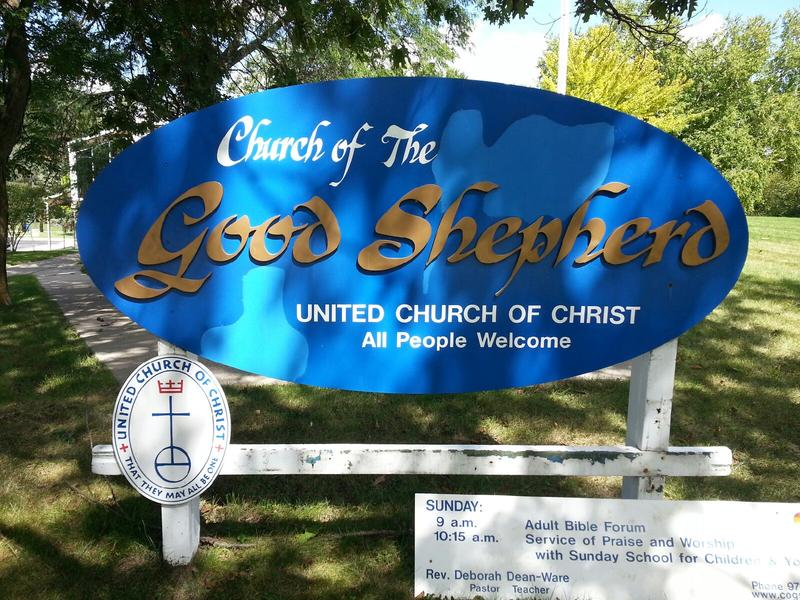 The Church of the Good Shepherd.