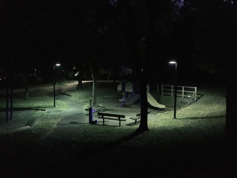 Belize Park Lighting