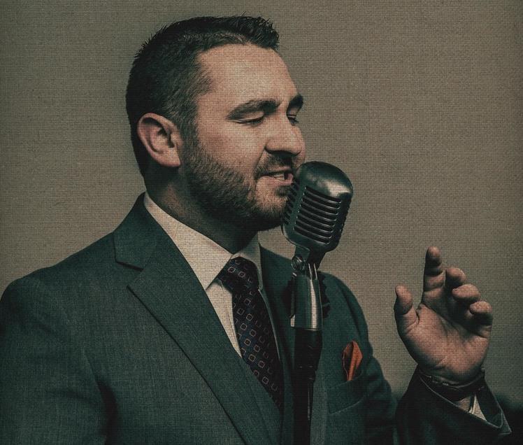 Vocalist Brad McNett