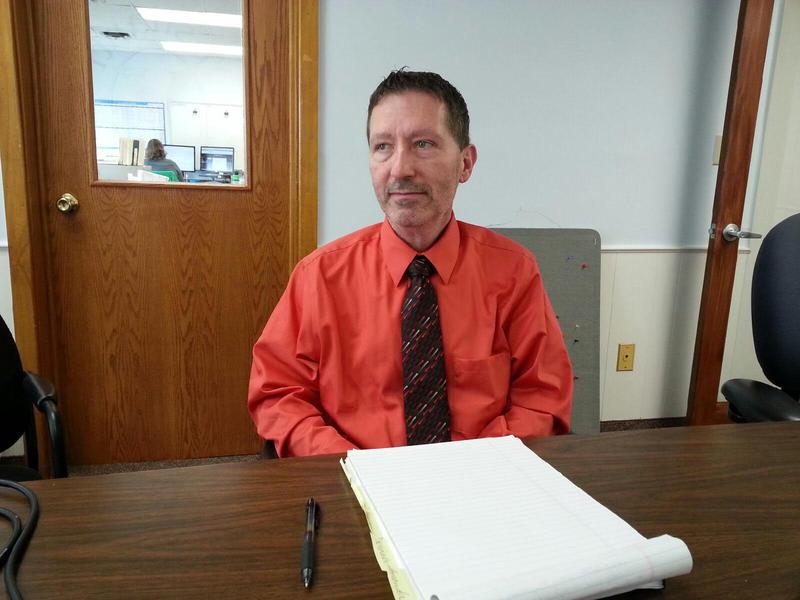 Ypsilanti City Manager Darwin McClary