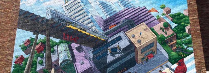 Mural Ann Arbor