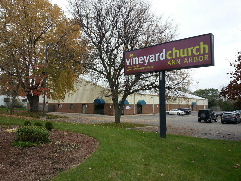 Vineyard Church of Ann Arbor.