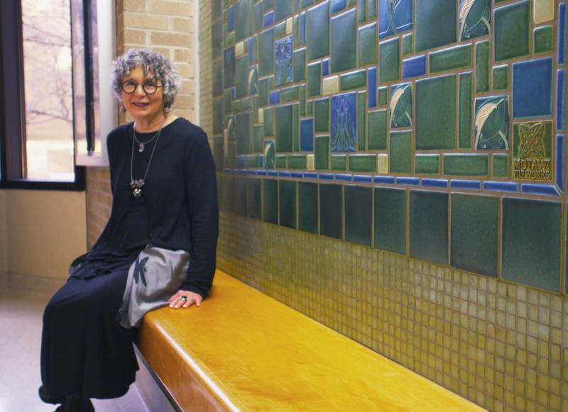 Elaine Sims, director of the Gifts of Art program at Michigan Medicine